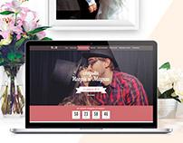 Wedding templates | Web Design