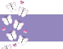 Summer Flutters I Illustration