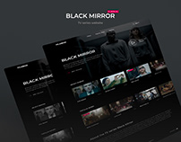 Black Mirror site