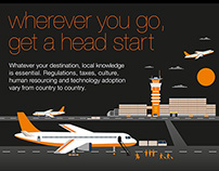 Orange Business Services 'Planet Local' Infographic