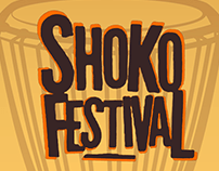 Shoko Festival Poster