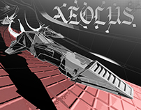 AEOLUS - 3D Model