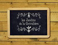 Les jardins de la Grivelière