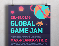 Global Game Jam Promotion