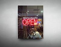 Book Design | Restaurants Open