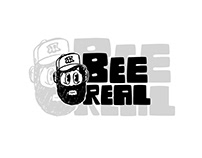 Identité graphique - BEE REAL