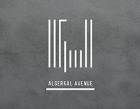 Alserkal Avenue Branding