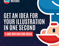 Get inspiration and idea for your illustration art in o