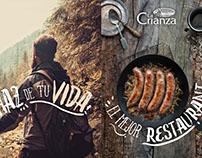LA CRIANZA / PRODUCTOS 2016