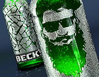 Beck's Scratchbottle Edition