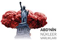 ABD'nin Nükleer Varlıkları (İnfografik)