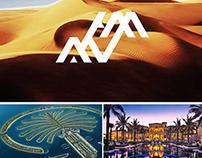 HMAN HOUSE Dubai Palm Tree