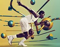 Air Jordan mock campaign