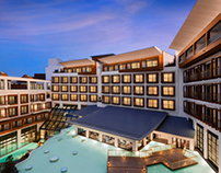 Radisson Blu Tuzla Hotel Photography