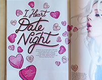Seventeen Magazine- Date Night