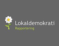 Lokaldemokrati, national governance survey, 2013