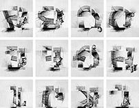 Picasso Typo // Typography