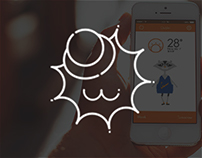Weather app | Concept