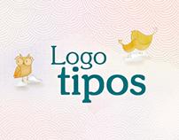 Exemplos de Logotipos desenvolvidos
