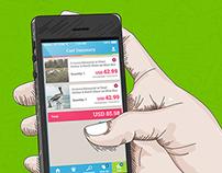 360 Tours App (UI/UX)