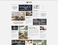 Norwalk - Responsive Magazine-Styled Blog