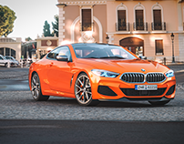 2019 BMW 8 Series M850i G15 Coupe