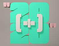 3D Typographic explorations