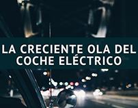 La creciente ola del coche eléctrico
