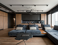 APARTMENT IN KYIV / LAVROV DESIGN