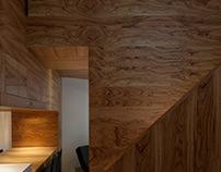 Apartment in Milan By Riccardo Blumer