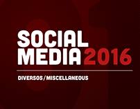 Social Media Posts - 2016