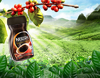 Nescafe Coffee Advert