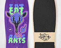 Skate + Surf Art