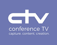 Branding Identity for Conference TV