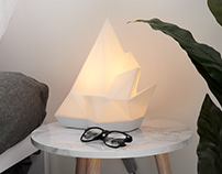 Iceberg Lamp for Gantri