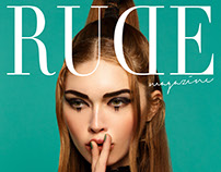 RUDE Magazine - issue #21 cover