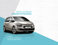 Ad Banners for Citroën