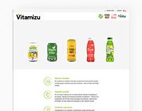 Vitamizu Web Design