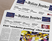 Italian Insider Newspaper