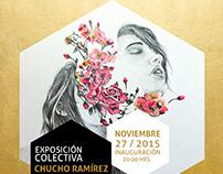 Exposición Colectiva Xalapa, Veracruz. Noviembre 2015