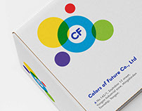 Colors Of Future, Co. LTD - Branding