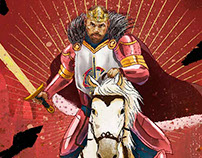 King Defends King's Land
