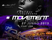 Lançamento Moviment 2015