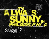 FXX - It's always sunny in Philadelphia