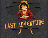 Album Cover - Last Adventure