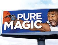 Pure Magic Billboards