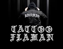 Tattoo Flaman Font