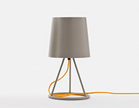 the lamp series capable of selecting cable colours Pit.