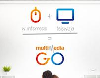 Multimedi* GO logo