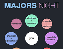 Rutgers EGC Flyer - Majors Night